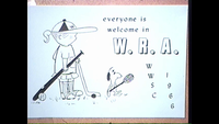 """WRA Film, """"Everyone is welcome in W.R.A, WWSC 1966"""""""
