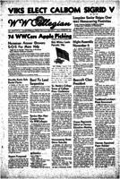 WWCollegian - 1942 October 30