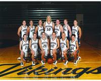 2001 Basketball Team
