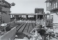 1969 Addition Under Construction