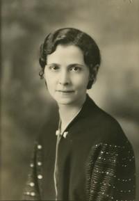 1933 Carrie Bowman