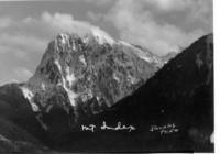 Mt. Index. Jacobs Photo