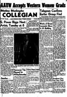 Western Washington Collegian - 1953 June 26