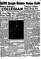 Western Washington Collegian - 1953 June 26