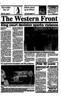 Western Front - 1992 May 1