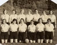 1931 Basketball Girls