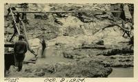 Lower Baker River dam construction 1924-10-09