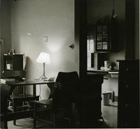 Off-campus housing: Living room