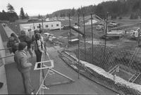 1981 Parks Hall: Construction