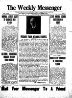 Weekly Messenger - 1923 October 5