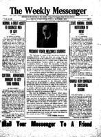 Weekly Messenger - 1923 October 5