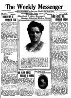 Weekly Messenger - 1918 August 2