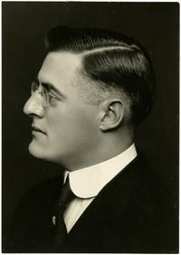 Profile portrait of F.H. Bailey