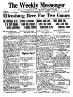 Weekly Messenger - 1922 January 27