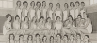 Blue Barnacles Swim Club, 1959 Blue Barnacles Swim Club Group Photo