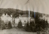 1909 Main Building: Front View
