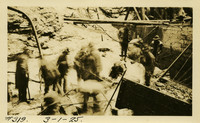 Lower Baker River dam construction 1925-03-01
