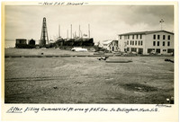 New P.A.F. Shipyard - After filling Commercial Pt. are of P.A.F. Inc
