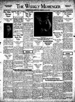 Weekly Messenger - 1927 March 18