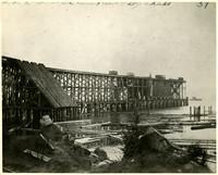 Sehome coal bunkers