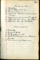 AS Board Minutes 1942-06