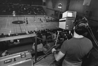 1979 Basketball Game: Telecast