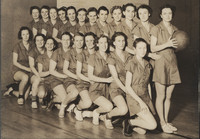 1938 Basketball Team