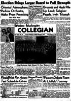 Western Washington Collegian - 1950 March 3