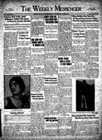 Weekly Messenger - 1927 October 14