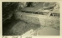 Lower Baker River dam construction 1924-09-09 Diversion dam