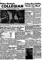 Western Washington Collegian - 1952 November 28