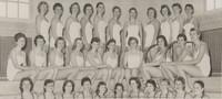 Blue Barnacles Swim Club, 1959 Blue Barnacles Swim Club Group Photo