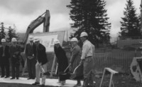2002 Wade King Recreation Center: Groundbreaking