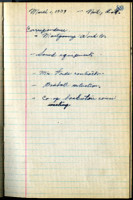 AS Board Minutes 1939-03