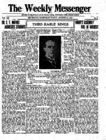 Weekly Messenger - 1919 October 17