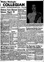 Western Washington Collegian - 1948 November 5