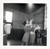 1965 Girls Playing Basketball (Jump Ball)