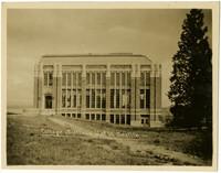Exterior of College of Mines building, University of Washington