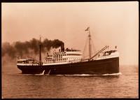 Steamship S.S. Clio.