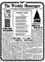 Weekly Messenger - 1917 December 21