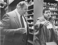1983 G. Robert Ross With Student