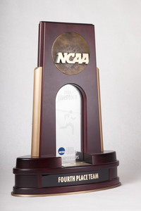 Cross-Country Running (Men's) Trophy: NCAA Championship, fourth place, 2009