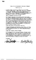 WWU Board minutes 1953 November