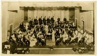 Mrs. Engberg's orchestra