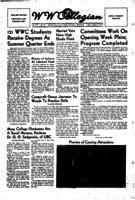 WWCollegian - 1947 August 22