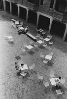 1969 Miller Hall: Courtyard