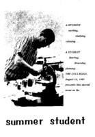 Collegian - 1960 August 19