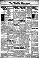 Weekly Messenger - 1925 June 5