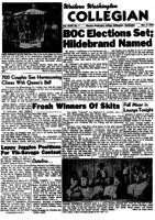 Western Washington Collegian - 1955 November 4