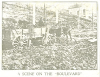 A Scene on the Boulevard in Fairhaven